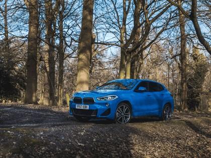2018 BMW X2 xDrive20d M Sport - UK version 1