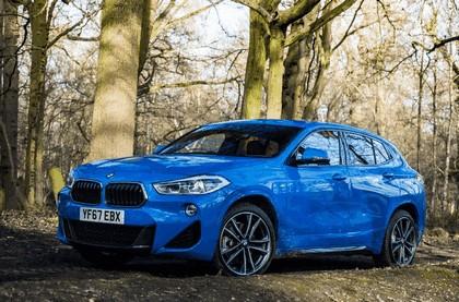 2018 BMW X2 xDrive20d M Sport - UK version 4