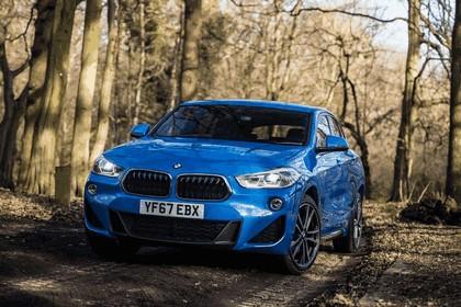 2018 BMW X2 xDrive20d M Sport - UK version 5