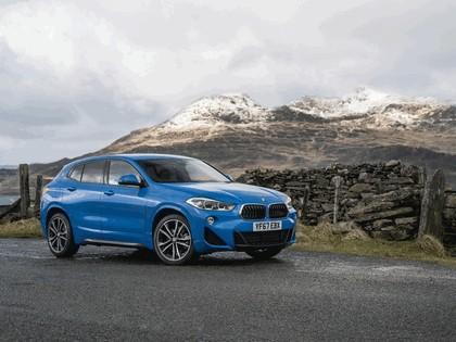 2018 BMW X2 xDrive20d M Sport - UK version 7