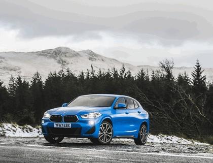 2018 BMW X2 xDrive20d M Sport - UK version 9