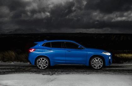 2018 BMW X2 xDrive20d M Sport - UK version 12