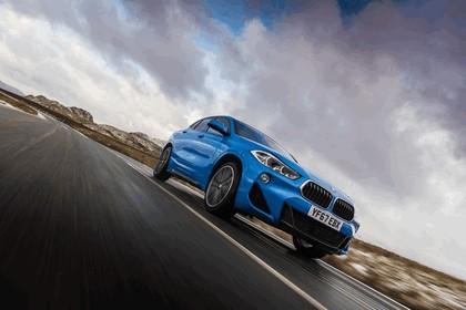 2018 BMW X2 xDrive20d M Sport - UK version 18