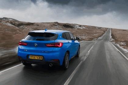 2018 BMW X2 xDrive20d M Sport - UK version 19