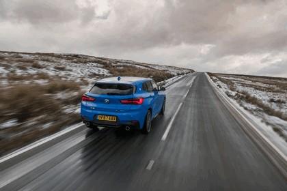 2018 BMW X2 xDrive20d M Sport - UK version 21