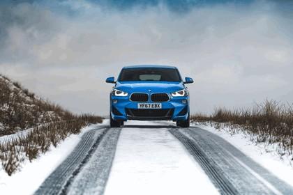 2018 BMW X2 xDrive20d M Sport - UK version 22