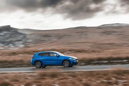 2018 BMW X2 xDrive20d M Sport - UK version 24