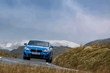 2018 BMW X2 xDrive20d M Sport - UK version 28