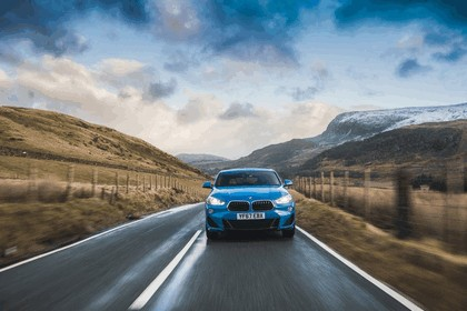 2018 BMW X2 xDrive20d M Sport - UK version 29