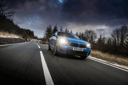 2018 BMW X2 xDrive20d M Sport - UK version 31