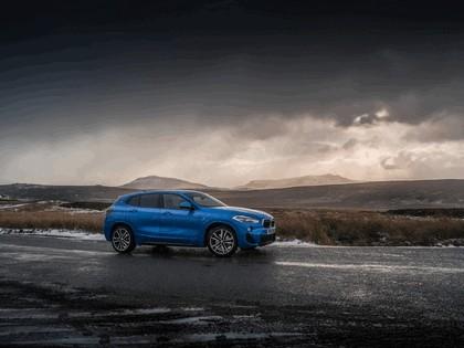 2018 BMW X2 xDrive20d M Sport - UK version 32