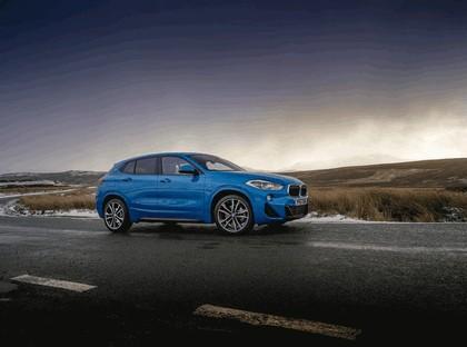 2018 BMW X2 xDrive20d M Sport - UK version 33