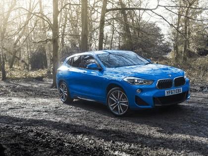 2018 BMW X2 xDrive20d M Sport - UK version 34