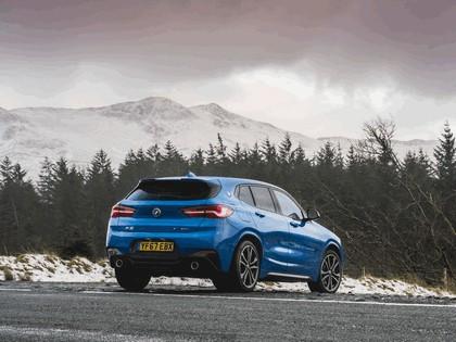 2018 BMW X2 xDrive20d M Sport - UK version 36