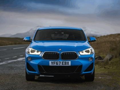 2018 BMW X2 xDrive20d M Sport - UK version 37