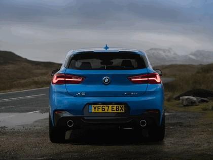 2018 BMW X2 xDrive20d M Sport - UK version 38