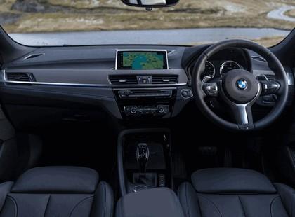 2018 BMW X2 xDrive20d M Sport - UK version 44
