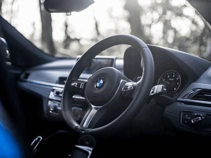 2018 BMW X2 xDrive20d M Sport - UK version 45