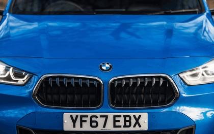 2018 BMW X2 xDrive20d M Sport - UK version 49