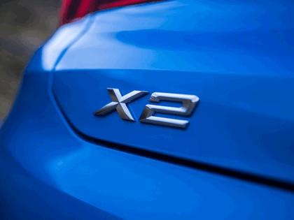 2018 BMW X2 xDrive20d M Sport - UK version 55