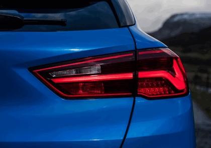 2018 BMW X2 xDrive20d M Sport - UK version 57
