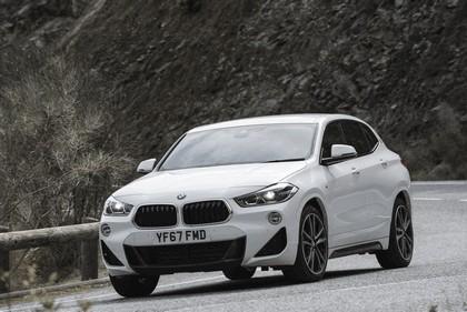 2018 BMW X2 xDrive20d M Sport - UK version 66