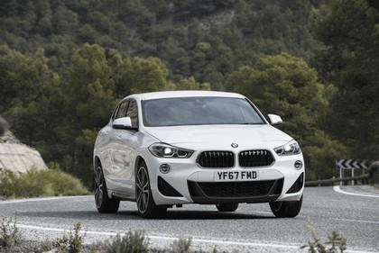 2018 BMW X2 xDrive20d M Sport - UK version 67