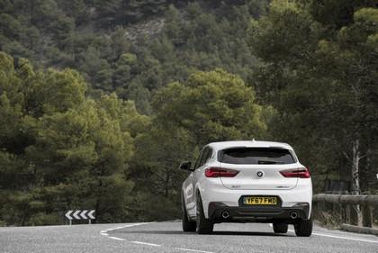 2018 BMW X2 xDrive20d M Sport - UK version 68
