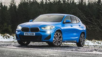 2018 BMW X2 xDrive20d M Sport - UK version 8
