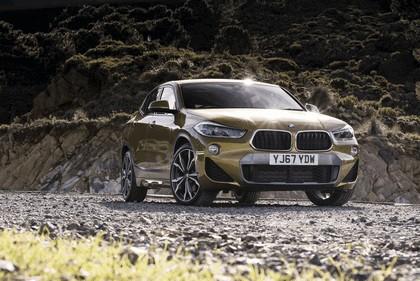 2018 BMW X2 xDrive20d M Sport X - UK version 1