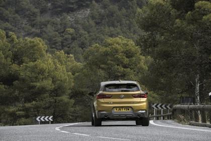 2018 BMW X2 xDrive20d M Sport X - UK version 4