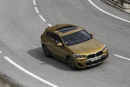 2018 BMW X2 xDrive20d M Sport X - UK version 7