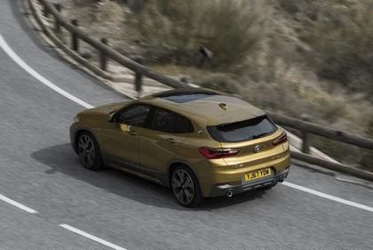 2018 BMW X2 xDrive20d M Sport X - UK version 8