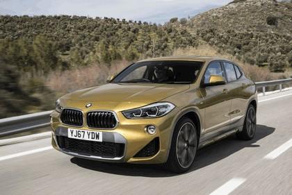 2018 BMW X2 xDrive20d M Sport X - UK version 9