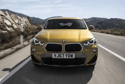 2018 BMW X2 xDrive20d M Sport X - UK version 10