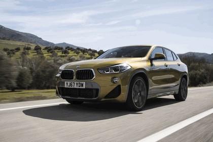 2018 BMW X2 xDrive20d M Sport X - UK version 11