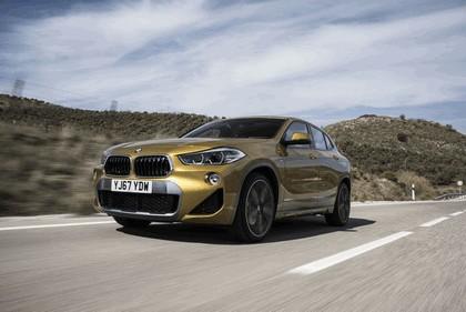2018 BMW X2 xDrive20d M Sport X - UK version 12