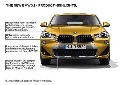 2018 BMW X2 xDrive20d M Sport X - UK version 16