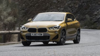 2018 BMW X2 xDrive20d M Sport X - UK version 9