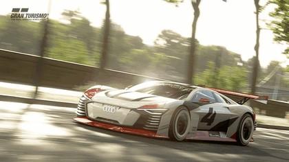 2018 Audi e-tron Vision Gran Turismo 1