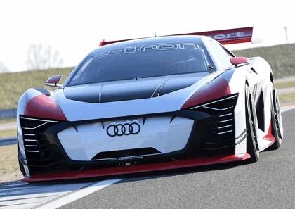 2018 Audi e-tron Vision Gran Turismo 7