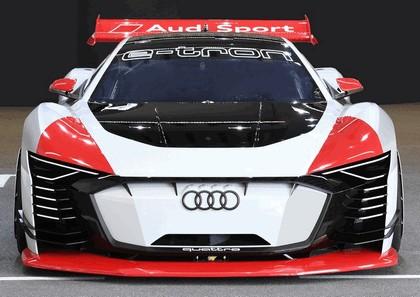 2018 Audi e-tron Vision Gran Turismo 8