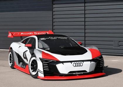 2018 Audi e-tron Vision Gran Turismo 10