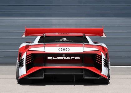 2018 Audi e-tron Vision Gran Turismo 15