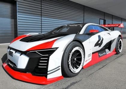 2018 Audi e-tron Vision Gran Turismo 19