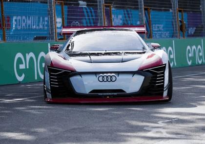 2018 Audi e-tron Vision Gran Turismo 24