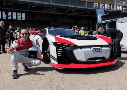 2018 Audi e-tron Vision Gran Turismo 44