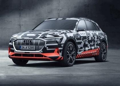 2018 Audi e-tron prototype 1