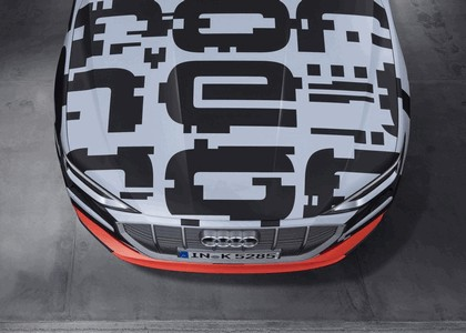 2018 Audi e-tron prototype 6
