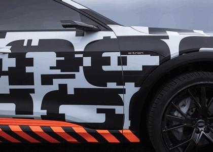2018 Audi e-tron prototype 7